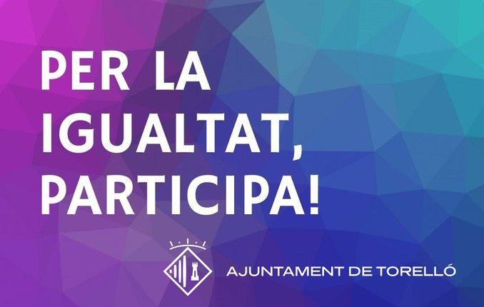 L'Ajuntament posa en marxa el procés per a l'elaboració del nou Pla municipal d'Igualtat