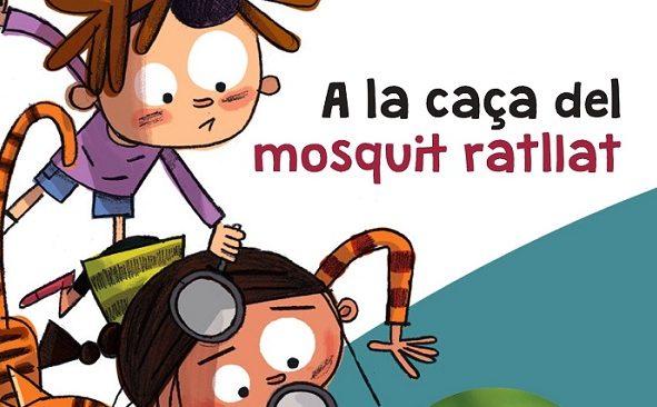 'A la caça del mosquit ratllat', un conte per evitar la proliferació del mosquit tigre