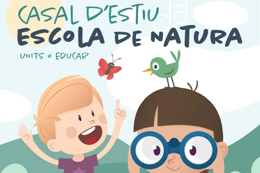 Casal d'estiu – Escola de Natura
